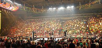 Resch Center - WWE Raw at Resch Center
