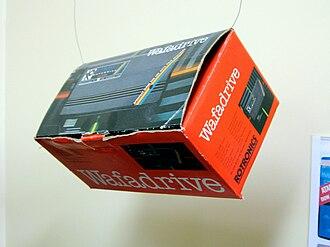 Rotronics Wafadrive - Wafadrive packaging