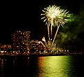 Waikiki Hilton Fireworks (4607531709).jpg