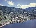 Walchwil Luftbild 1988.jpg