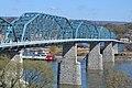 Walnut Street Bridge; Chattanooga, Tennessee; April 5, 2013.JPG