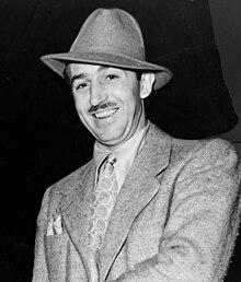 Walt Disney hat geheiratet