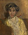 Walter Richard Sickert - Portrait of Ethel Sands - 1913-1914.jpg