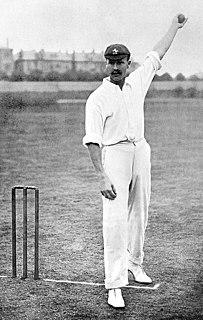 Walter Wright (cricketer) English cricketer
