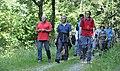 Wanderung mit Bundeskanzler Werner Faymann (6099612539).jpg