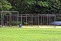 Wanstead & Snaresbrook CC cricket nets, Wanstead, London 01.jpg