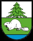 Das Wappen von Bad Bibra