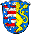 Coat of arms of Hochtaunuskreis