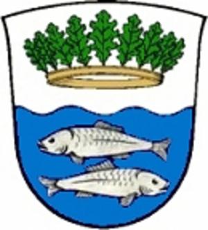 Hohnstorf - Image: Wappen Hohnstorf (Elbe)