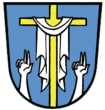 Coat of arms of Oberammergau