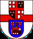 Coat of arms of the Verbandsgemeinde Kyllburg