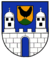 The coat of arms of the city of Wasungen