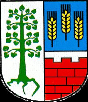 Machern - Image: Wappen machern