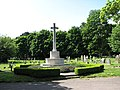 War Memorial in Caister cemetery - geograph.org.uk - 807636.jpg