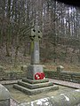 War memorial to the men of Derwent and Woodlands who fell in the Great War 1914-1918 - geograph.org.uk - 1140224.jpg