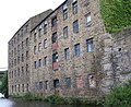Warehouses - Leeds-Liverpool Canal - Weavers' Triangle - geograph.org.uk - 528592.jpg