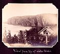Water Tower View - Bon Echo Inn, August 1908 (19531630253).jpg