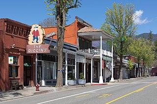 Weaverville, California Census-designated place in California, United States