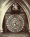 Wells Cathedral Clock (Inside Face) (3611574378).jpg