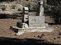 West Jerusalem Mamilla Cemetery Muslim Tomb.jpg