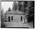 West side of employee House No. 3. - Rock Creek Hydroelectric Project, Rock Creek, Baker County, OR HAER OR-121-17.tif