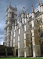 Westminster Abbey-Вестминстерское аббатство. - panoramio.jpg