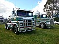 White Road Commander and Freightliner FLC112 on display at the Riverina Truck Show and Kids Convoy held at Lake Albert.jpg
