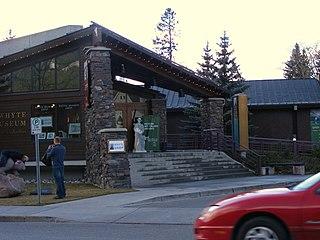 Whyte Museum Historic Museum in Alberta, Canada