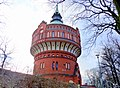 Wieża Ciśnień - widok z okolicy schodów. - panoramio.jpg
