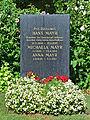 Wiener Zentralfriedhof - Gruppe 40 - Grab von Hans Mayr.jpg