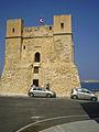 Wignacourt tower St. Paul's Bay, Malta.jpg