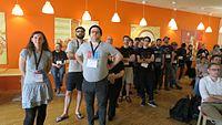 Wikimedia Hackathon 2017 IMG 4185 (34755840805).jpg
