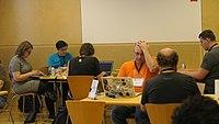 Wikimedia Hackathon 2017 IMG 4315 (33946951783).jpg