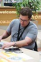 Wikimedia Hackathon 2017 IMG 4522 (34623520712).jpg