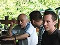 Wikipedian meetup, Esztergom 09.JPG