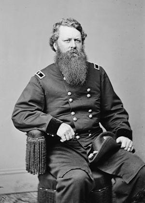 William W. Belknap - Major General Belknap