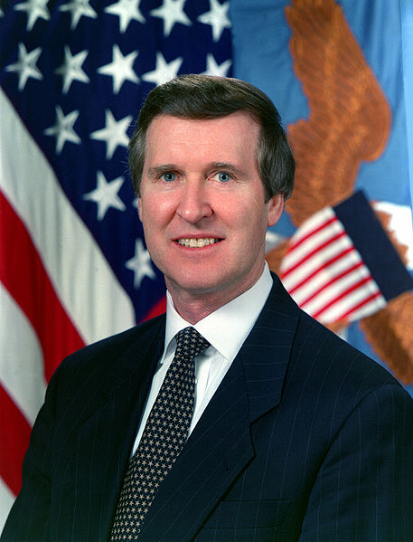 Файл:William Cohen, official portrait.jpg