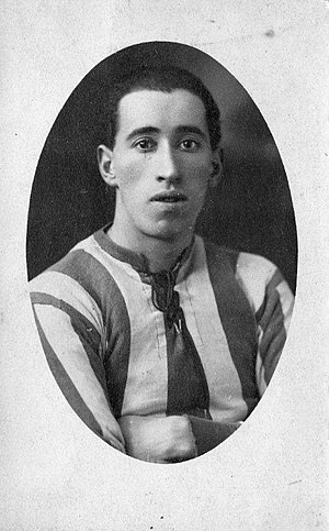 William Lammus - Image: William James Christmas Lammus (West Bromwich Albion)