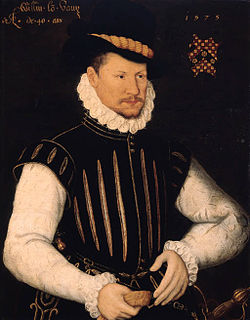William Vaux, 3rd Baron Vaux of Harrowden English Baron