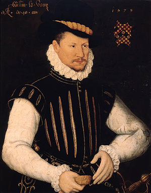 William Vaux, 3rd Baron Vaux of Harrowden - William, Lord Vaux of Harrowden, 1575