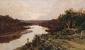 William Piguenit - Lane Cove from above the bridge, 1893.jpg