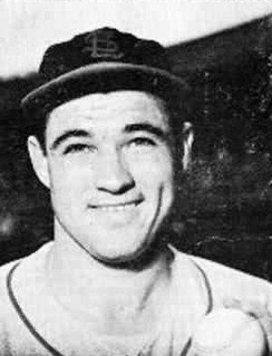 Wilmer Mizell - Image: Wilmer Mizell baseball