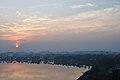 Winter Solstice Sunset - Kolkata 2011-12-22 7707.JPG