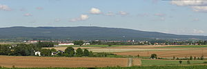 Taunus - Image: Winterstein Steinkopf Taunus