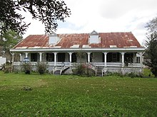Woodland Plantation House LaPlace Front A.jpg