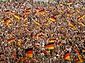 World Cup 2006 German fans at Bochum.jpg