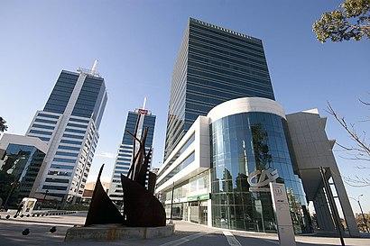 Cómo llegar a World Trade Center Montevideo en transporte público - Sobre el lugar