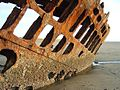 Wreck of the Peter Iredale 2004.jpg