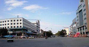 Tacheng Prefecture - Usu in Tacheng Prefecture