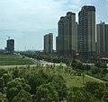Wuxi Xishan - Anzhen IMG 8990 Zousifang residential area.jpg
